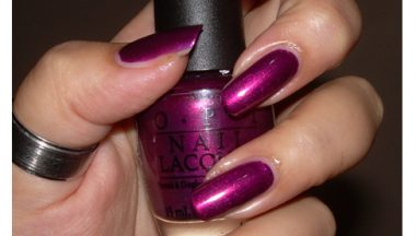 OPI Diva of Geneva [Review, Photo, Swatches]