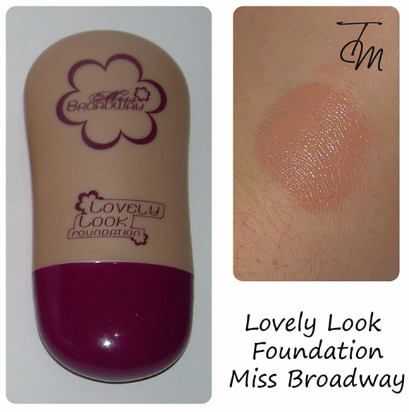 Lovely look foundation miss broadway
