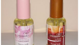 Olio di Rosa Mosqueta e Olio di Argan bottega verde