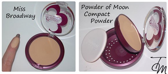 powder of moon compact powder miss broadway