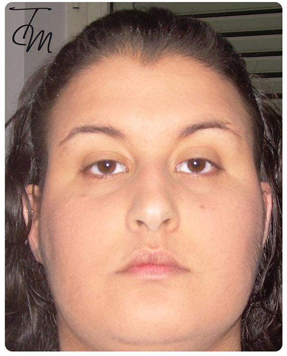 prodotti make up miss broadway per il viso applicati
