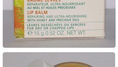 Nuxe Rêve de Miel Balsamo Labbra [Review, Photo, Swatches]
