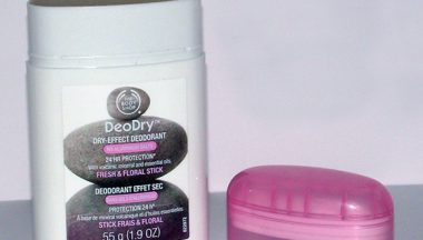 deodry freshfloral stick the body shop