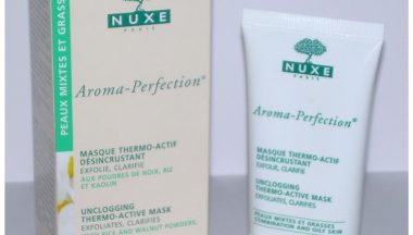 Nuxe Linea Aroma Perfection Anti Imperfezione [Review, Photo, Swatches]