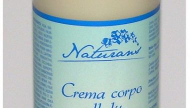 Naturans Crema Corpo Anticellulite all'Edera Naturans [Review, Photo, Swatches]