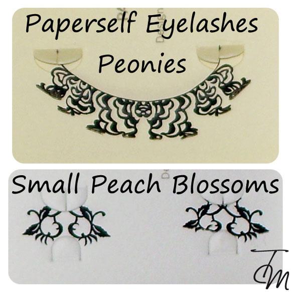 paperself eyelashes dettaglio