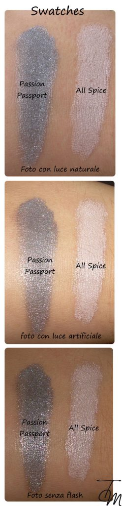 swatches shimmer eyes passion passport e all spice everyday minerals