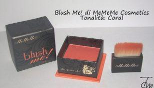 blush MemeMe coral