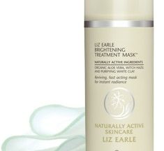 Liz Earle Brightening Treatment Mask [Review, Photo, Swatches]