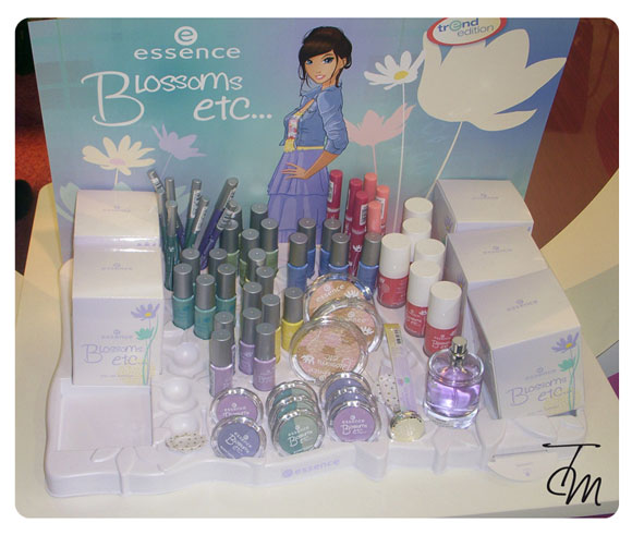 essence clossoms collection
