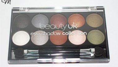 Beauty UK Eye Shadow Collection Palette [Review, Photo, Swatches]