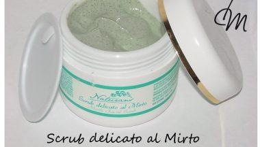 Naturans Scrub delicato al Mirto [Review, Photo, Swatches]