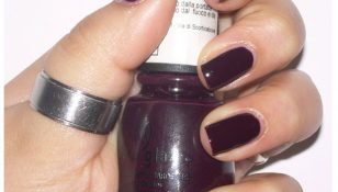 swatches evening seduction china glaze boccetta dritta