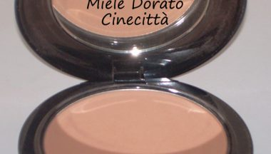 Cinecittà Make Up Terra Compatta Seychelles [Review, Photo, Swatches]