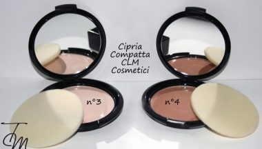 CLM Cosmeticci Cipria Compatta [Review, Photo, Swatches]