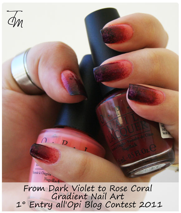 From-Dark-Violet-to-Rose-Coral-Gradient-Nail-Art-1°-Entry-allOpi-Blog-Contest-2011-5