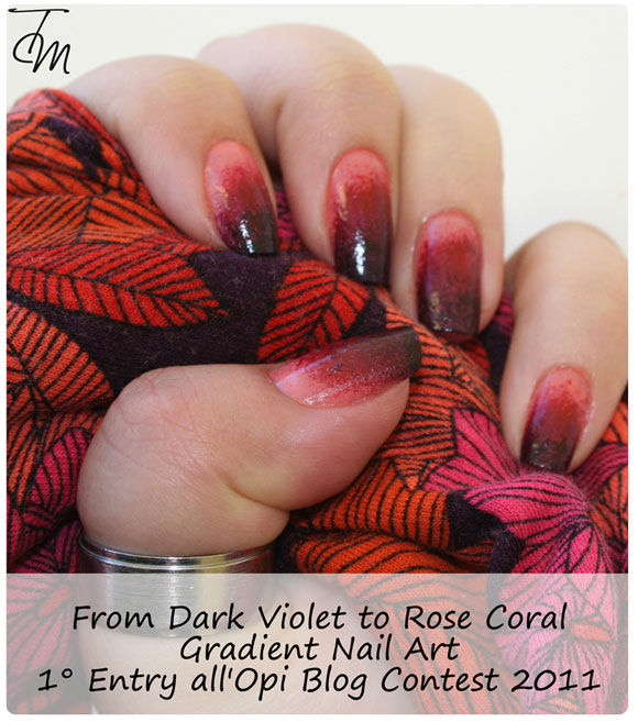 From-Dark-Violet-to-Rose-Coral-Gradient-Nail-Art-1°-Entry-allOpi-Blog-Contest-2011-6