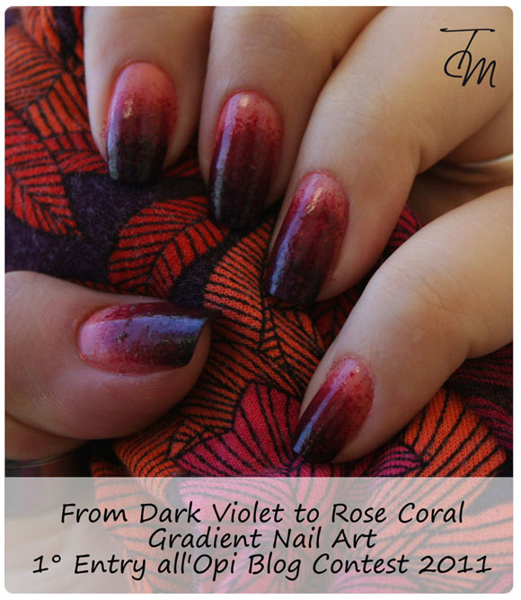 From-Dark-Violet-to-Rose-Coral-Gradient-Nail-Art-1°-Entry-allOpi-Blog-Contest-2011-7