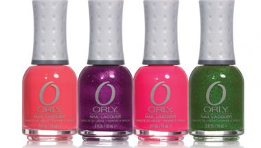 Orly Pin Up Collection  [Review, Photo, Swatches]