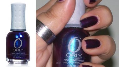 Orly Royal Velvet [Review, Photo, Swatches]