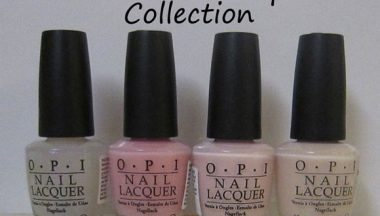 opi femme de cirque collection