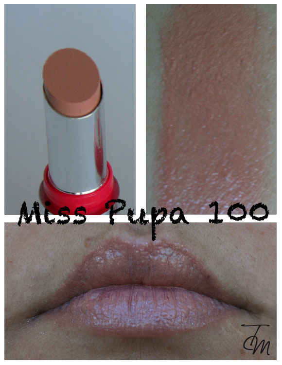 miss pupa 100 Miss Pupa Collection [Preview, Photo, Swatches]