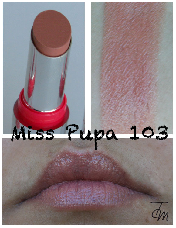 miss pupa 103 Miss Pupa Collection [Preview, Photo, Swatches]