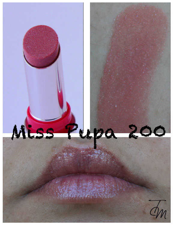 miss pupa 200 Miss Pupa Collection [Preview, Photo, Swatches]