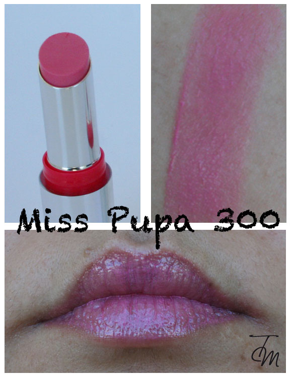 miss pupa 300 Miss Pupa Collection [Preview, Photo, Swatches]