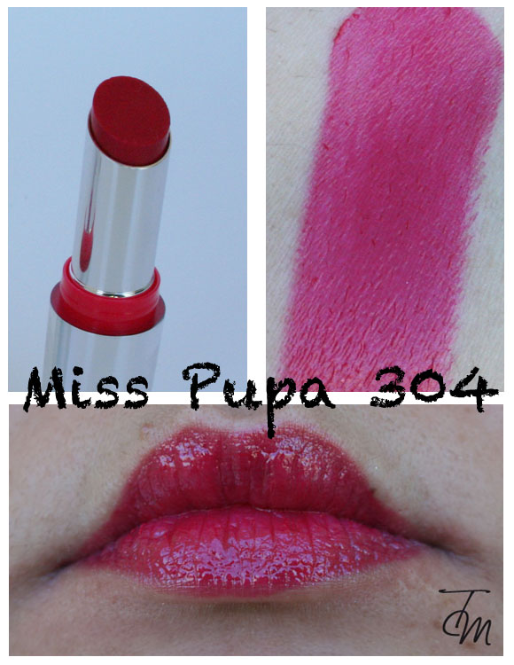 miss pupa 304 Miss Pupa Collection [Preview, Photo, Swatches]