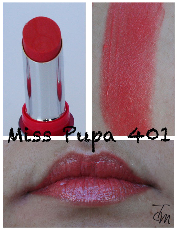 miss pupa 401 Miss Pupa Collection [Preview, Photo, Swatches]