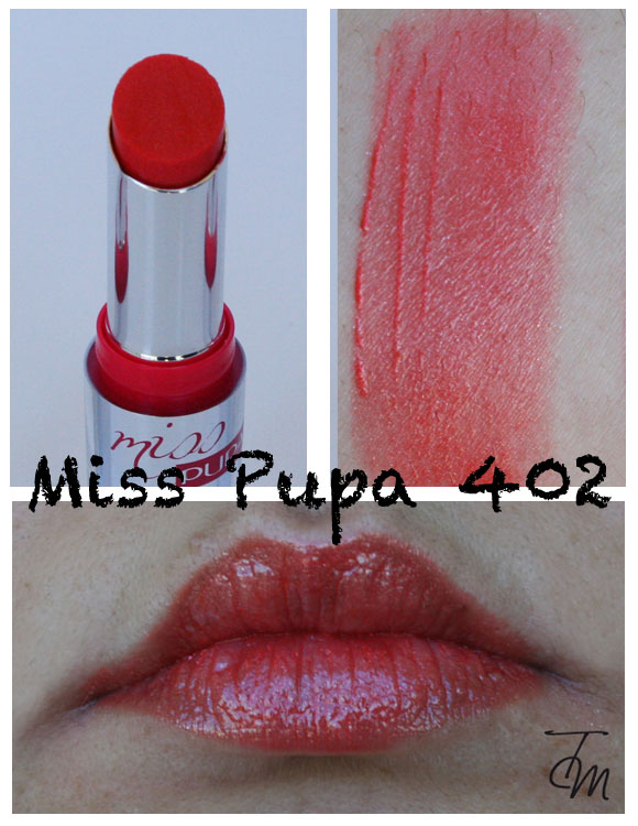 miss pupa 402 Miss Pupa Collection [Preview, Photo, Swatches]