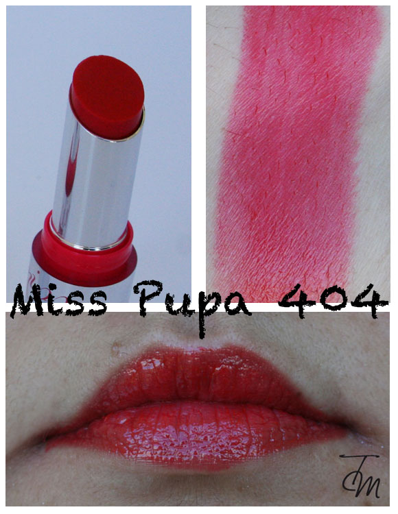 miss pupa 404 Miss Pupa Collection [Preview, Photo, Swatches]