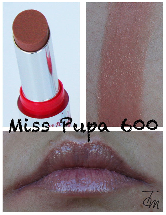 miss pupa 6001 Miss Pupa Collection [Preview, Photo, Swatches]