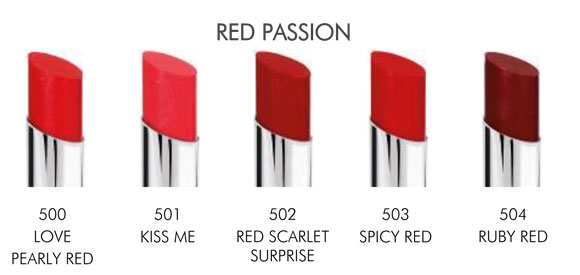 miss pupa red passion Miss Pupa Collection [Preview, Photo, Swatches]