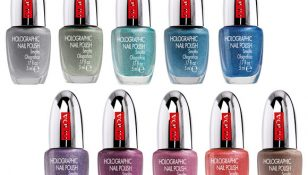 pupa Holographic collection