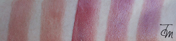 swaches miss pupa 600 604 Miss Pupa Collection [Preview, Photo, Swatches]