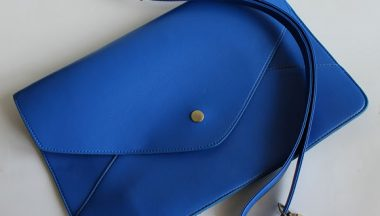 OASAP Electric Blue Purse