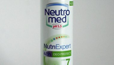 Neutromed Deodorante NutriExpert [Review, Photo, Swatches]