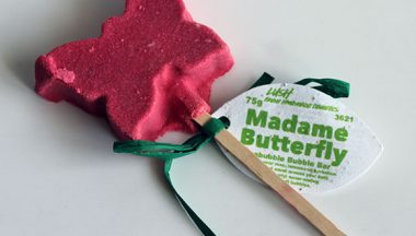 Lush Madama Butterfly [Review, Photo, Swatches]