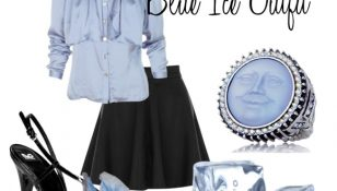 Blue Ice Outfit