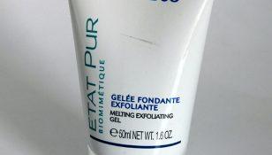 Gel fondente esfoliante B etat pur