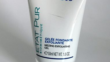 Etat Pur Gel Fondente Esfoliante  [Review, Photo, Swatches]