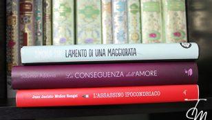 recensione libri agosto