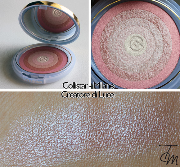 swatches-collistar-creatore-di-luce