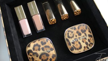 dolcegabbana animalier signature collection