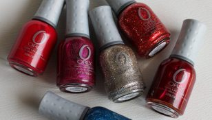 orly noughty or nice collection