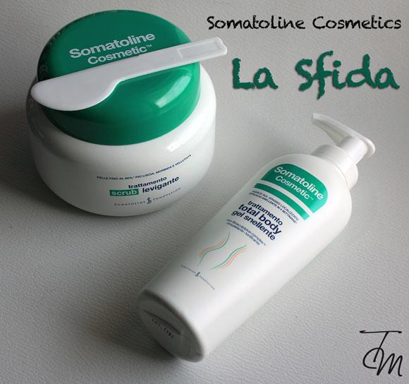 somatoline cosmetics la sfida