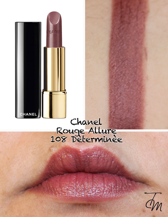 Chanel Rouge Allure #108 Determinèe