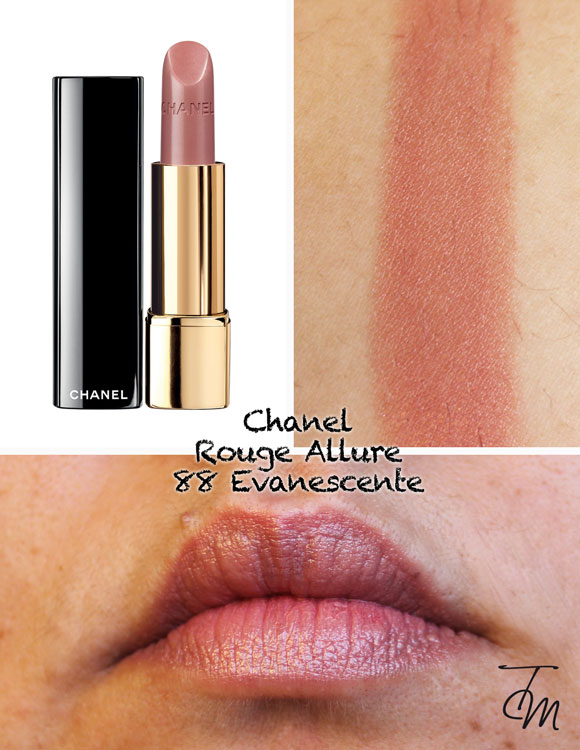 Chanel Rouge Allure #88 Evanescente